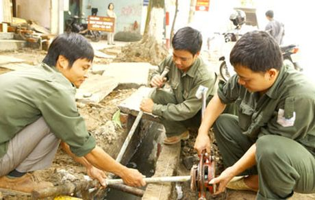 Cap thoat nuoc Tuyen Quang se IPO ngay 18/10 - Anh 1