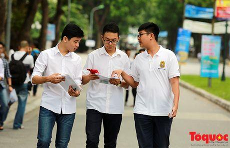 Khong to chuc thi, xet tot nghiep THPT quoc gia rieng tai TP.HCM - Anh 1