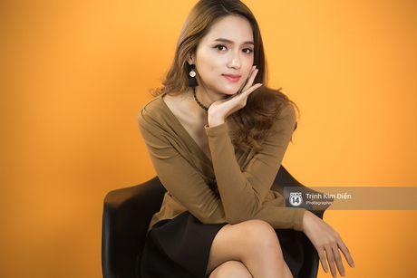 #Hashtag: Cuoi ngat khi Huong Giang Idol noi ve 'Minh thich thi minh...', roi quan quai nhay 'Tao But' - Anh 2