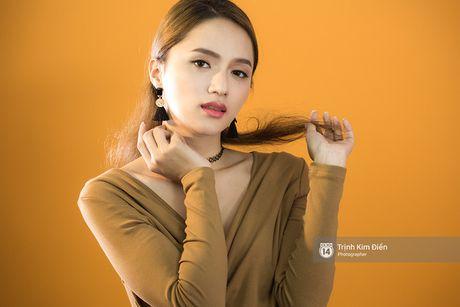 #Hashtag: Cuoi ngat khi Huong Giang Idol noi ve 'Minh thich thi minh...', roi quan quai nhay 'Tao But' - Anh 7