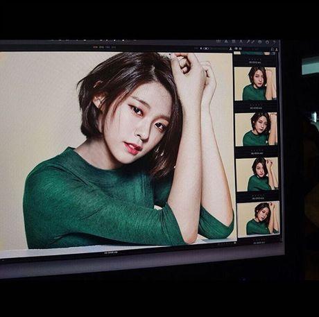 My nhan Seolhyun tro lai cang 'loi hai' hon voi mai toc ngan sau khi chia tay Zico - Anh 2