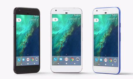Google Pixel khong chi co camera tot hon iPhone 7 - Anh 1