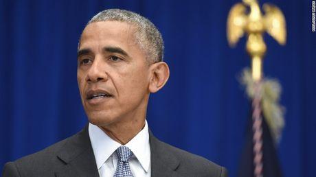 Ong Obama tham gia bau tong thong som tai Chicago - Anh 2