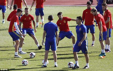 Tay Ban Nha quyet phuc thu Italy bang nhung guong mat moi - Anh 3