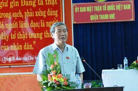 Cu tri Da Nang de nghi phong anh hung cho ong Ba Thanh - Anh 1