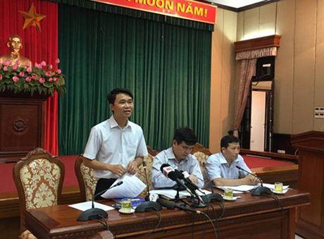 Xa thu Hoang Xuan Vinh tu choi danh hieu Cong dan Thu do uu tu - Anh 1