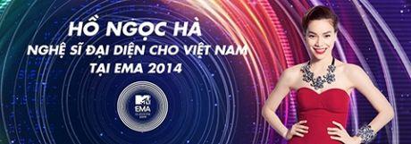 Dong Nhi den voi MTV EMA: Ai huong loi? - Anh 3