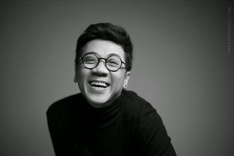 Nghe si Thanh Loc van dong 'sao' ung ho du an 'Lo dung tinh thuong' - Anh 1