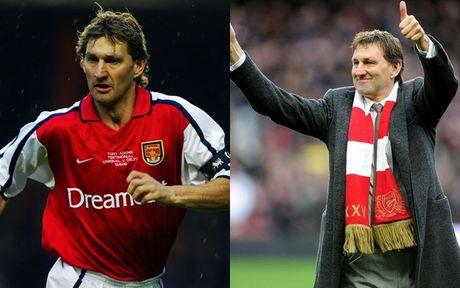 Doi hinh da tran dau tien cua Arsene Wenger o Arsenal gio ra sao? - Anh 4