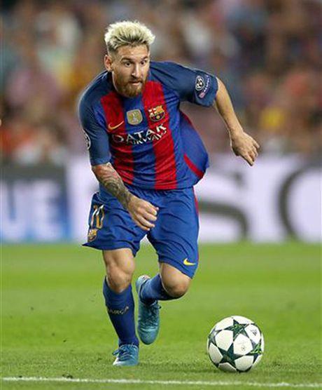 Top 10 cau thu huong luong cao nhat Barca: Messi va phan con lai - Anh 11