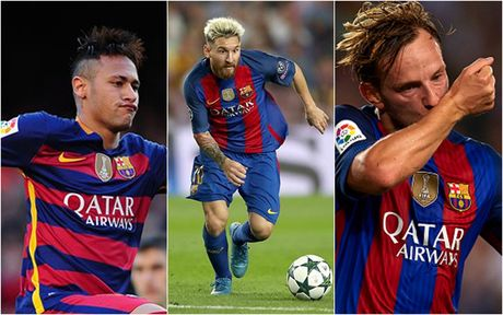 Top 10 cau thu huong luong cao nhat Barca: Messi va phan con lai - Anh 1