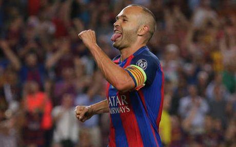 Top 10 cau thu huong luong cao nhat Barca: Messi va phan con lai - Anh 8