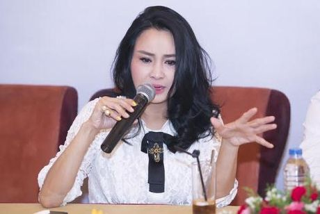 Thanh Lam che nhieu nghe si tam thuong: Loi that - Anh 1
