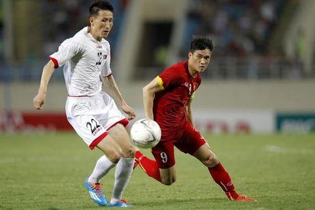 3 cuoc doi dau dang chu y giua Viet Nam va CHDCND Trieu Tien - Anh 1