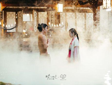 'Nong mat' vi canh nude day dac trong phim dang hot nhat Han - Anh 9