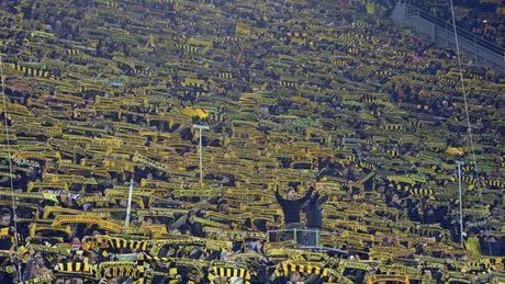 10 giai dau co luong khan gia den san trung binh cao nhat: Bundesliga vo doi - Anh 10