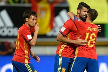 Diego Costa: Hat nhan trong cuoc cach mang cua Lopetegui - Anh 1