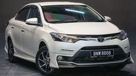 Toyota Vios 2016 chinh thuc ra mat tai Malaysia, gia tu 415 trieu Dong - Anh 1