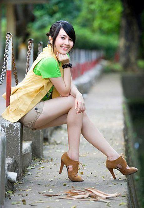 Ghen ti voi cuoc song o My cua Miss Teen Huyen Trang - Anh 2