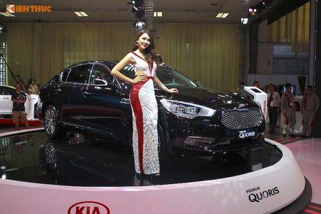 'Doi quan' Kia sedan 4 cua hut khach tai VMS 2016 - Anh 3