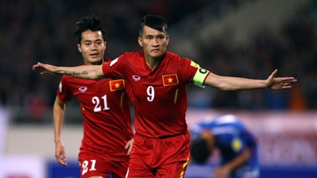 DTQG Viet Nam - CHDCND Trieu Tien: Lieu 'thuoc thu' cho AFF Cup - Anh 1