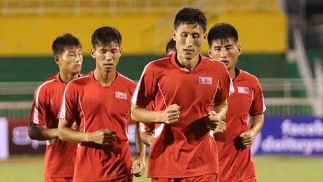 DTQG Viet Nam - CHDCND Trieu Tien: Lieu 'thuoc thu' cho AFF Cup - Anh 2