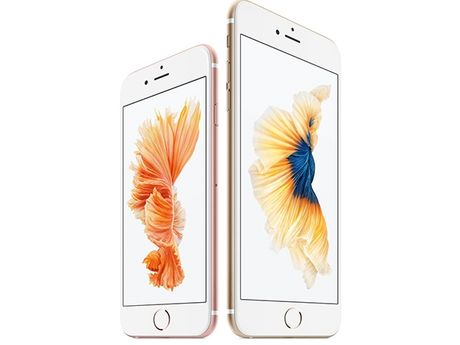 Vien Thong A giam gia manh cho iPhone 6s - Anh 1