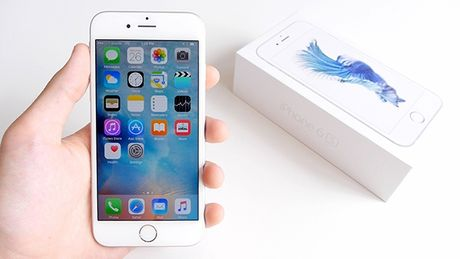 Vien Thong A giam gia manh cho iPhone 6s - Anh 2