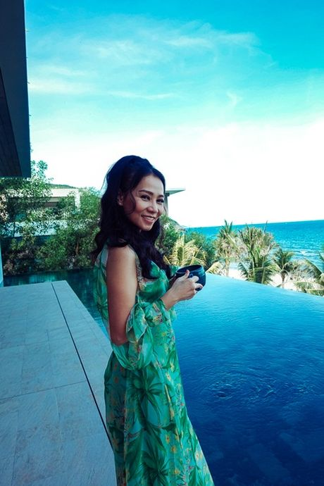 """Thu Minh chinh thuc cho ra mat MV """"dam mau"""" Goodbye - Anh 1"""