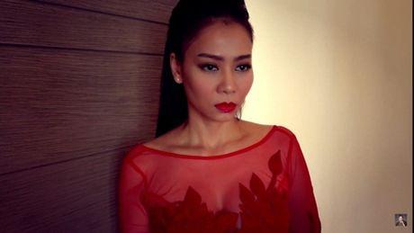 """Thu Minh chinh thuc cho ra mat MV """"dam mau"""" Goodbye - Anh 5"""