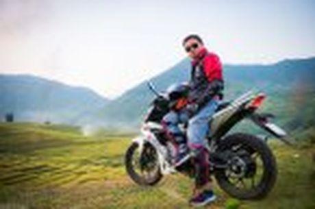 Hanh trinh Honda WINNER 150 chang 2 - chinh phuc Cuc Tay A Pa Chai - Anh 21