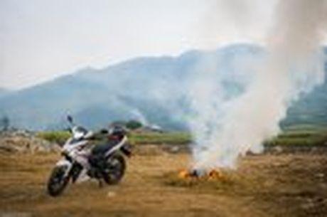 Hanh trinh Honda WINNER 150 chang 2 - chinh phuc Cuc Tay A Pa Chai - Anh 24