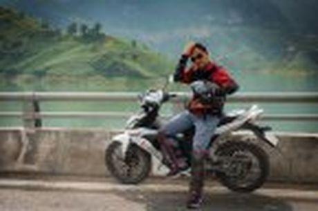 Hanh trinh Honda WINNER 150 chang 2 - chinh phuc Cuc Tay A Pa Chai - Anh 33