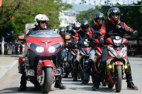 Hanh trinh Honda WINNER 150 chang 2 - chinh phuc Cuc Tay A Pa Chai - Anh 3
