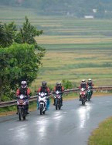 Hanh trinh Honda WINNER 150 chang 2 - chinh phuc Cuc Tay A Pa Chai - Anh 49