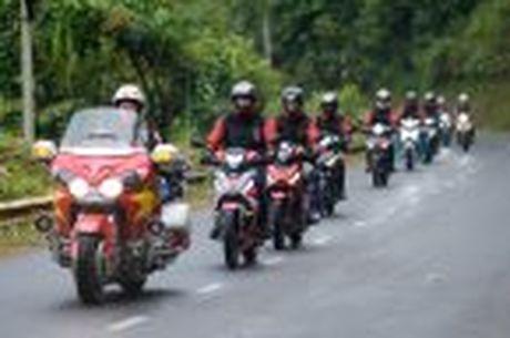 Hanh trinh Honda WINNER 150 chang 2 - chinh phuc Cuc Tay A Pa Chai - Anh 50