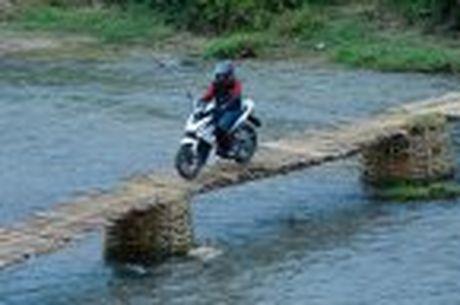 Hanh trinh Honda WINNER 150 chang 2 - chinh phuc Cuc Tay A Pa Chai - Anh 60