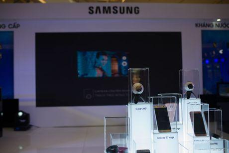 Samsung mo Galaxy Studio o Q1, gioi thieu Gear 360 chinh hang gia 7 trieu dong - Anh 2