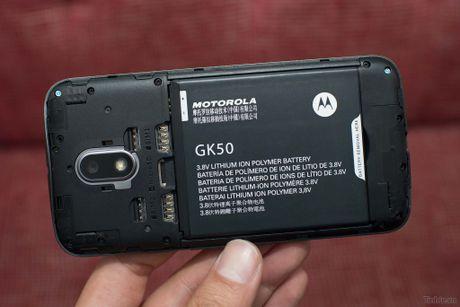 Danh gia nhanh Moto E3 Power: 3 trieu, Android 6, pin khung, chong nuoc so - Anh 11