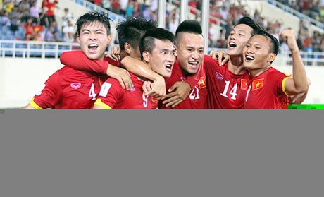 Tuyen Viet Nam bat dau chien dich chinh phuc AFF Cup - Anh 1