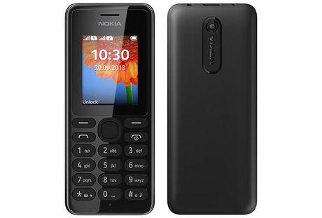 """""""Cuc gach"""" Nokia dan ban khong…thung - Anh 1"""