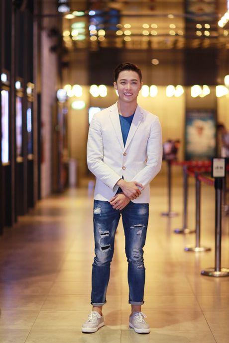 Nha Phuong den ung ho phim cua 'chang Lo' - Anh 7