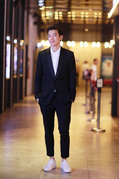 Nha Phuong den ung ho phim cua 'chang Lo' - Anh 8