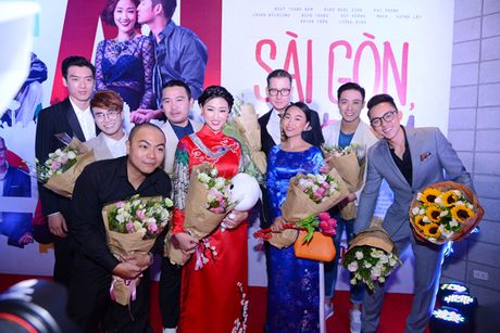 Nha Phuong den ung ho phim cua 'chang Lo' - Anh 9