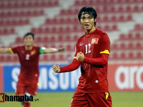 DTVN: Tuan Anh ghi ban dang cap, fan phan khich - Anh 1