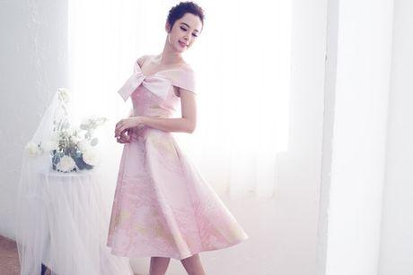Angela Phuong Trinh ngot ngao, day nu tinh voi vay hong nen na - Anh 8
