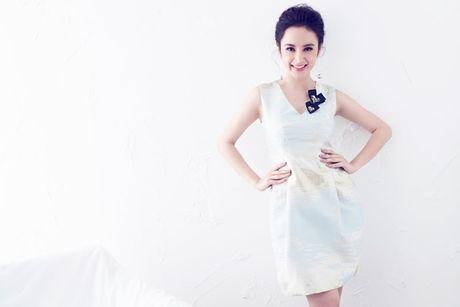 Angela Phuong Trinh ngot ngao, day nu tinh voi vay hong nen na - Anh 10