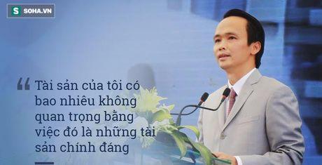 Cty dai gia Trinh Van Quyet mo rong hoat dong trong 63 nganh nghe - Anh 1