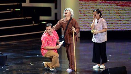 Xuan Hinh choc khan gia cuoi 'can hoi' trong liveshow 10 ti - Anh 13