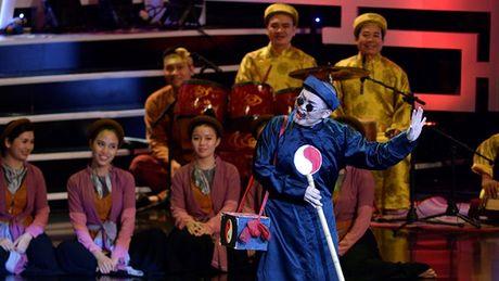 Xuan Hinh choc khan gia cuoi 'can hoi' trong liveshow 10 ti - Anh 5